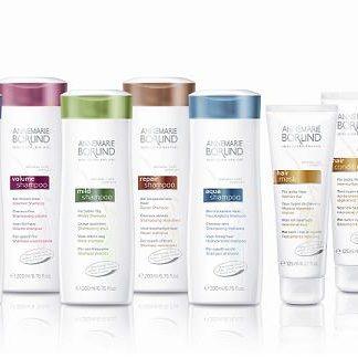 Seide šampoonid