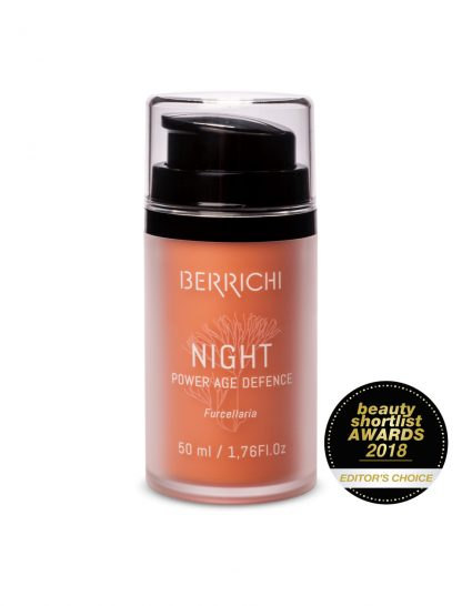 Berrichi öökreem