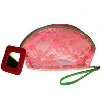 Kosmeetikakott roosa