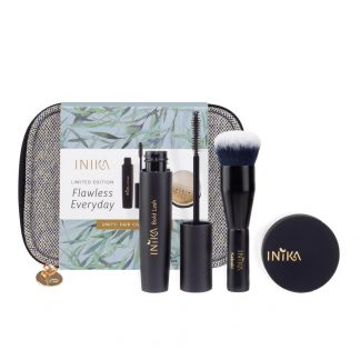 Inika vegan kinkekomplekt Flawless Everyday Unity